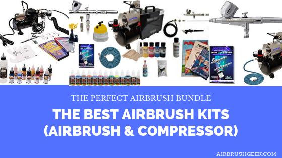 Best Airbrush Kits